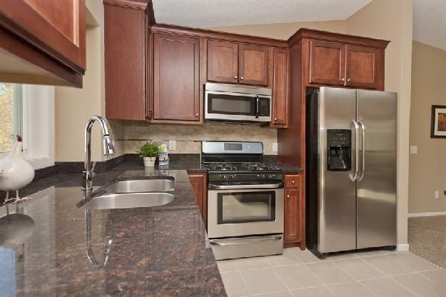 split level kitchen remodeling ideas pictures | bi-level kitchen remodel | Future Home Wishlist