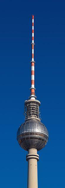 Berliner Fernsehturm – Wikipedia