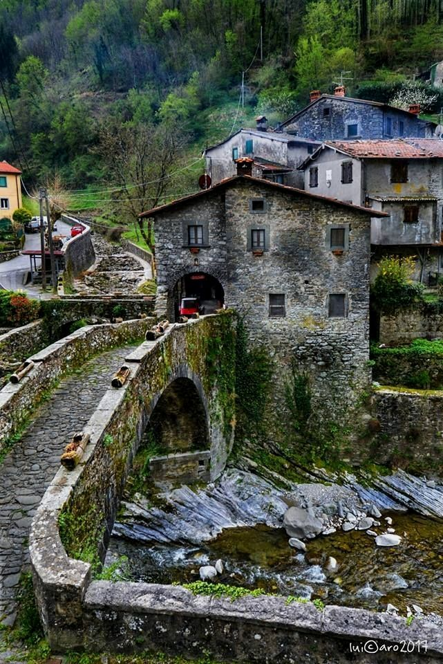Fabbriche di Vallico Lucca, Tuscany, Italy