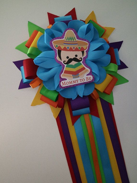 49 Best Mexican Baby Shower Images On Pinterest Mexican