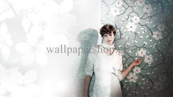 Wallpapers :: Romantic :: Silence :: Silence Poppy Ocean No 7310 - WallpaperShop