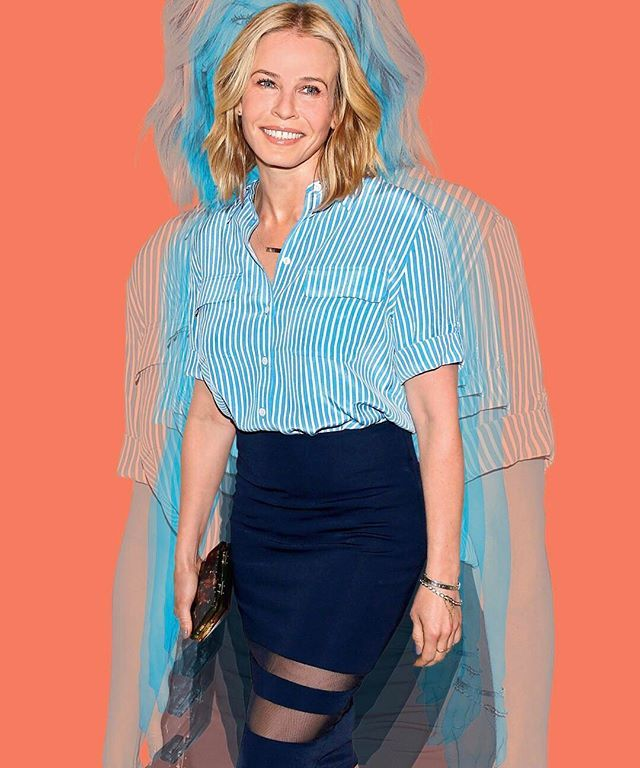 """@ChelseaHandler? Anxious? You bet. """"Someone told me the other day that I was fearless and I almost spit out my Aperol Spritz"""" she writes in our June issue. """"Whatever the opposite of fearlessness is thats what I have: Its called anxiety."""" Tap the link in our bio for her hilarious and empowering essay on the importance of being anxious. : Michael Tran/FilmMagic  via INSTYLE MAGAZINE OFFICIAL INSTAGRAM - Fashion Campaigns  Haute Couture  Advertising  Editorial Photography  Magazine Cover…"""