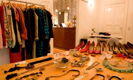 10 of the best vintage fashion stores in Berlin