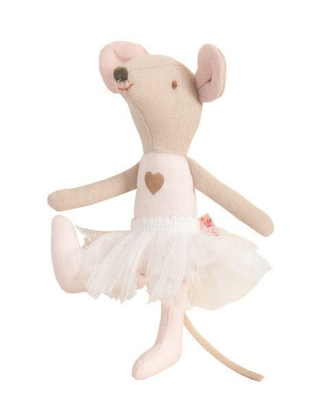 Maileg Ballerina Mouse Doll | Smitten for the Wee Generation