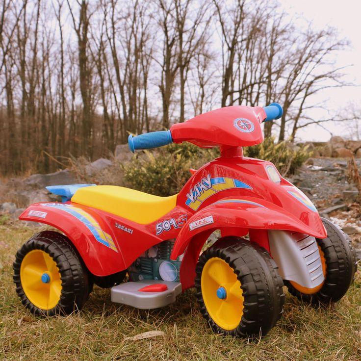 Bicicleta copii electrica Yakari