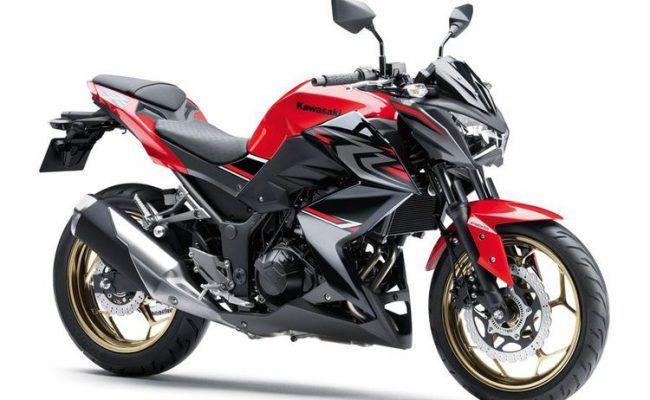 Kawasaki Z250 Baru