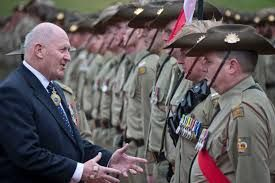 Image result for australian soldier  parade