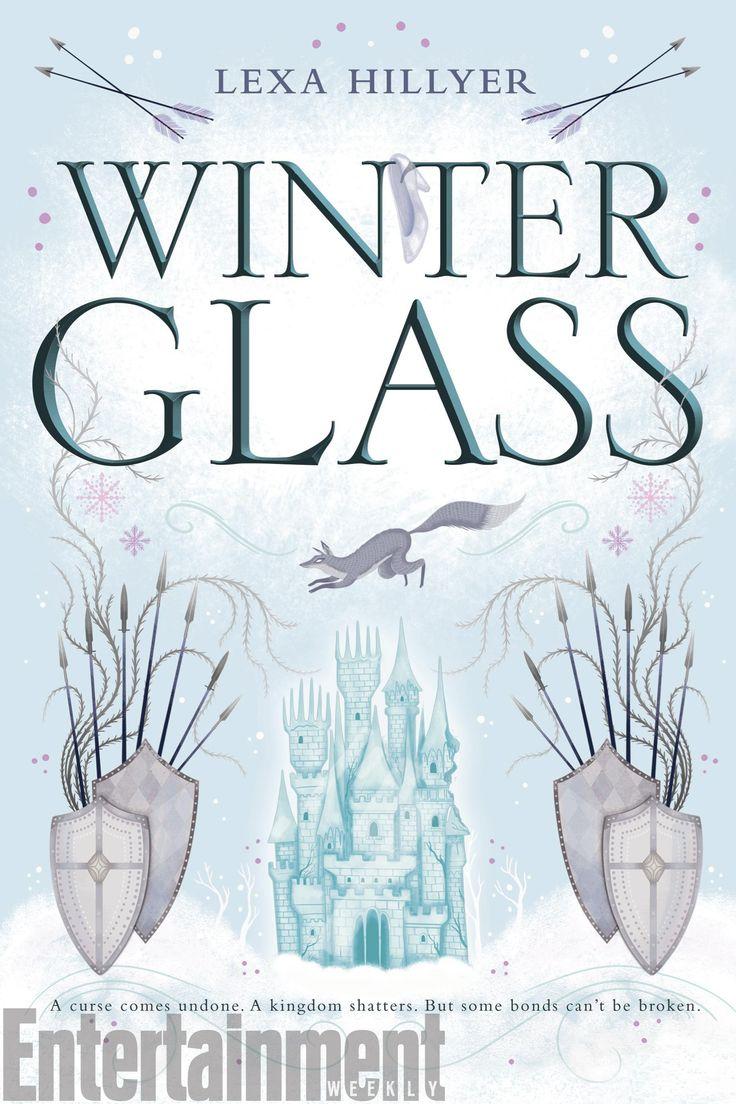 Winter Glass By Lexa Hillyer