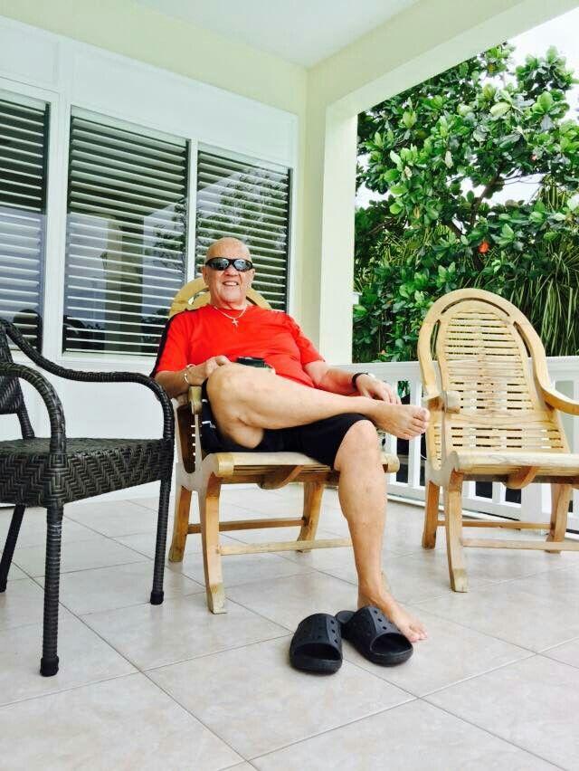 Carl Stymiest, Plantation Resort, Cebu, Philippines 2015