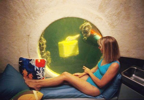 Удивительные отели Подводный отель, США