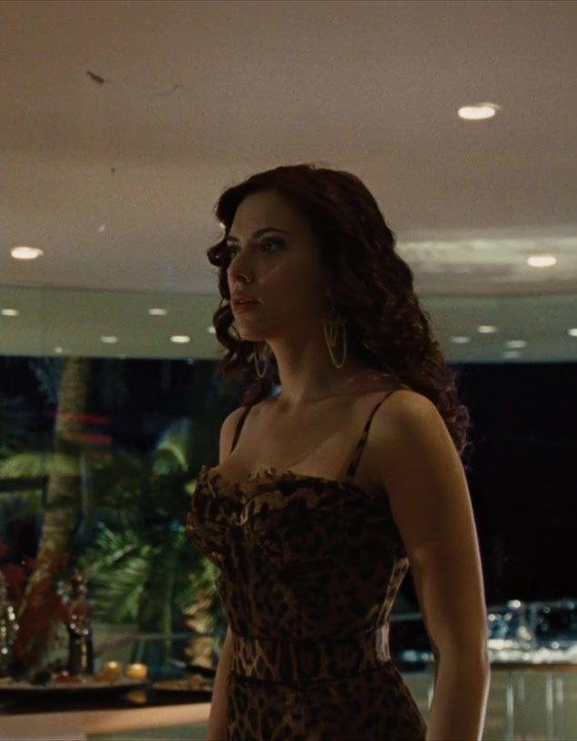 Natasha Romanoff    Iron Man 2    636px × 816px