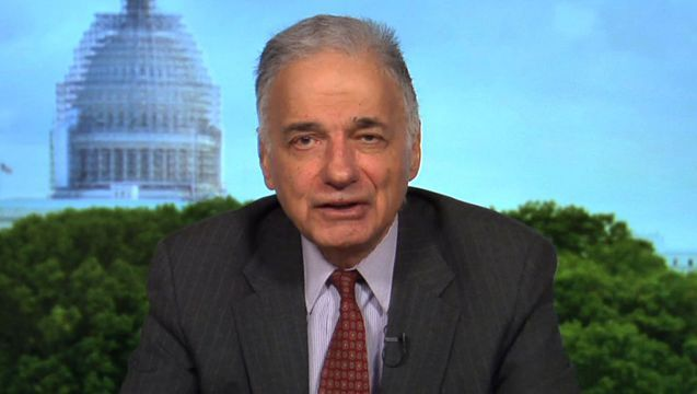 Ralph Nader on Bernie Sanders' Presidential Bid & His Unanswered Letters to the White House | Democracy Now / with Amy Goodman & Juan González