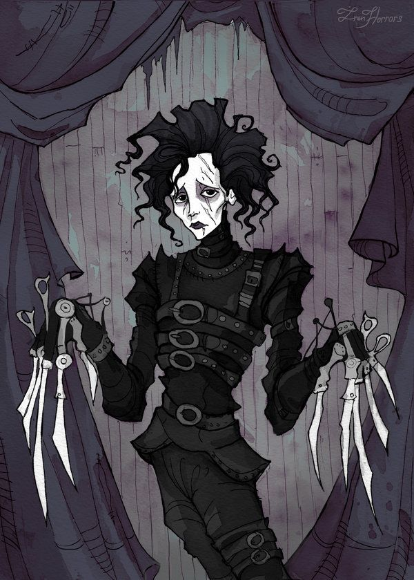 the concept of acceptance in society in edward scissorhands a movie by tim burton Edward scissorhands dir tim burton, 1990, usa  dead poets society  showing how filmmakers use these concepts and techniques to create iconic imagery.