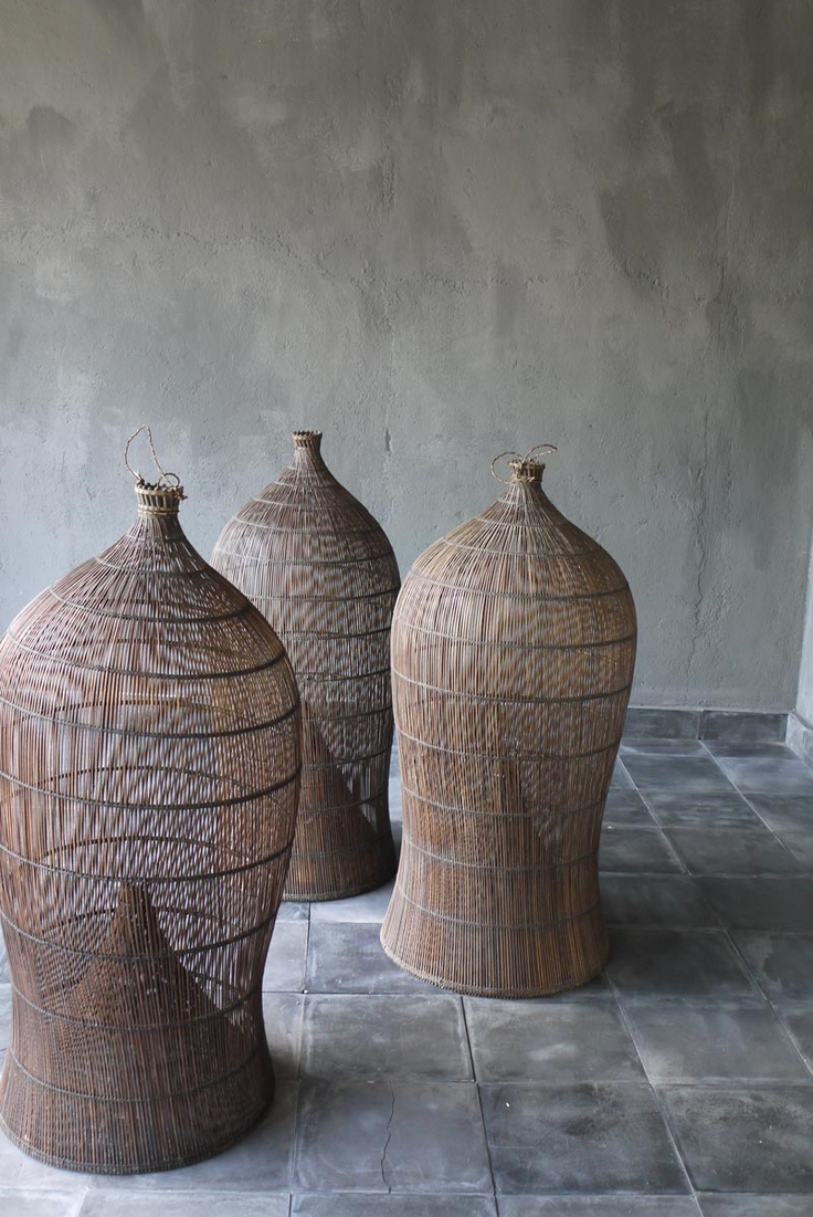 BlaXsand  Bubu native fish trap http://tc-interiors.es/manolitomanolita/wordpress/colimbo/