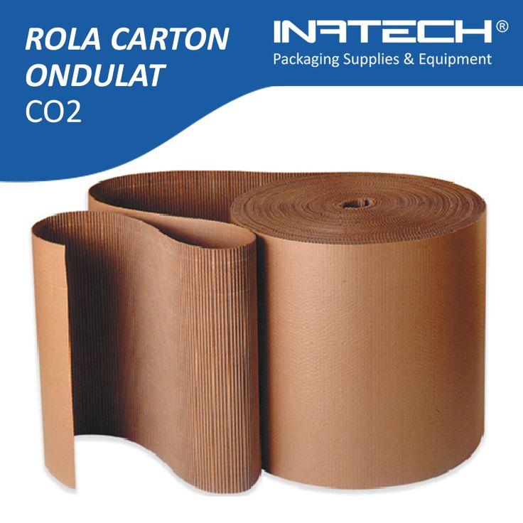 ROLA CARTON ONDULAT CO2 https://www.inatech-shop.ro/ambalaje-materiale-izolatii/ambalaje-pentru-protectie/rola-carton-ondulat-co2/
