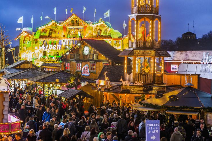 When does Winter Wonderland London 2017 open in Hyde Park and do you need tickets?