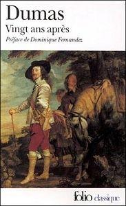 Vingt ans après<br>Alexandre Dumas