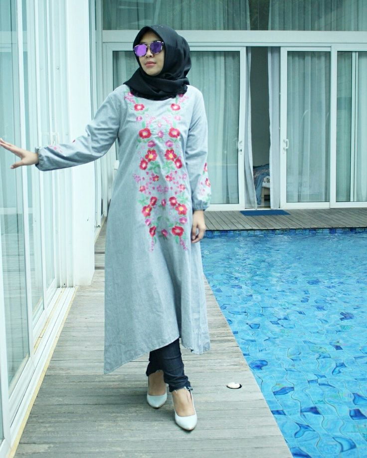 Hijab Zara maxy