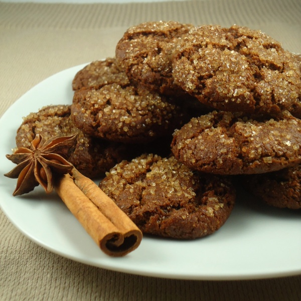Molasses spice cookies « Compassionate and Passionate Cuisine