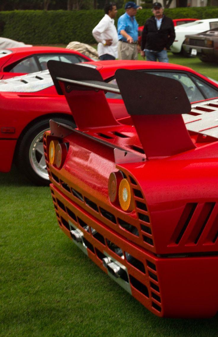 Ferrari 288 GTO EVO