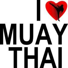 I love muay thai ♥