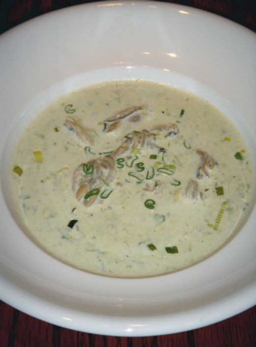 Here is truly the best recipe for oyster soup that you will ever taste. AMAZING!!!