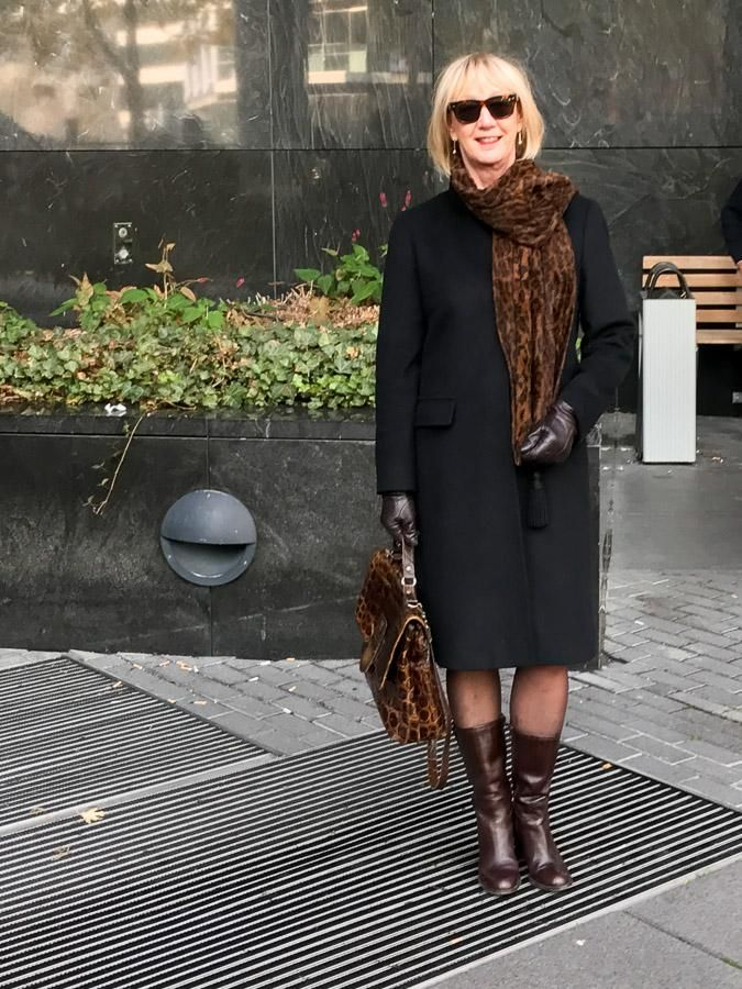 black-coat-and-brown-boots-by-max-mara