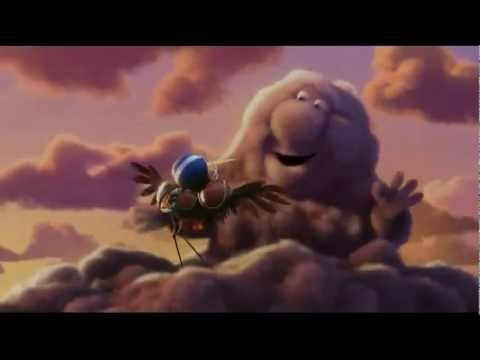 Partly Cloudy is a Pixar Animated short film directed by Peter Sohn and produced by Kevin Reher