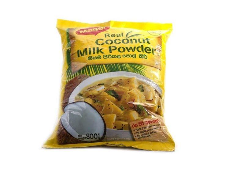 Maggi nestle Real Coconut milk powder 800g #nestle