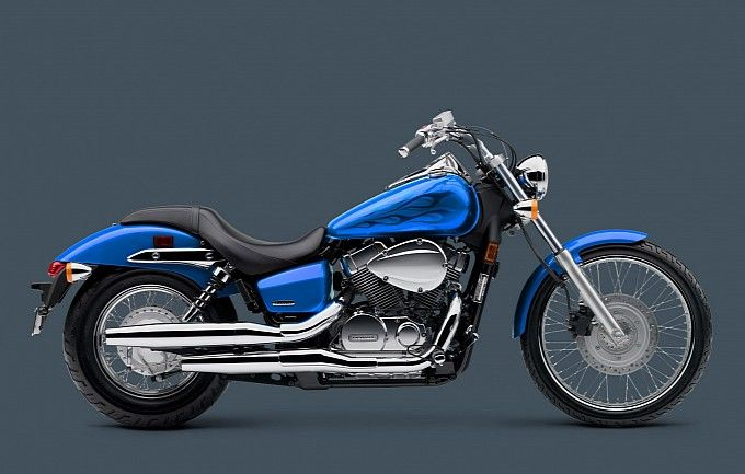 Honda Shadow Spirit 2013