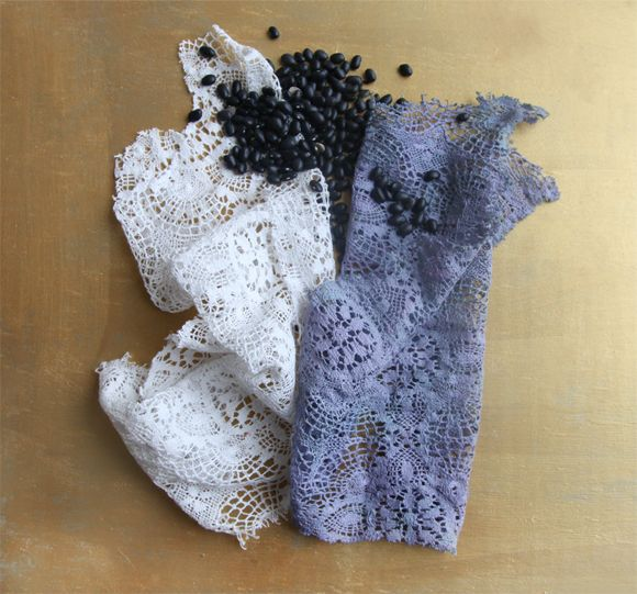 DIY - How to dye using black beans