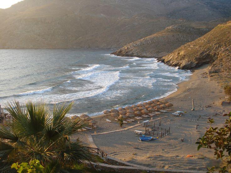Marmari Beach, Mani (Peloponnese, Southern Greece)