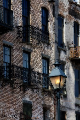 Street Lamp by Shane_A on Flickr