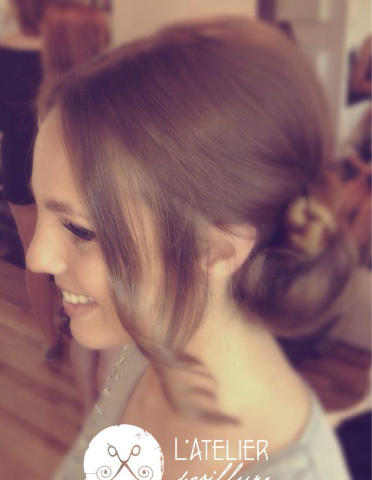 34 best Réalisations de Marianne Therriault, L\'Atelier de coiffure ...