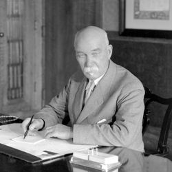 """Lieutenant Governor William Walsh expressed concerns over the government's Reduction and Settlement of Debts Act. In a 1936 letter to Premier Aberhart, Lieutenant Governor Walsh underlined the """"ruthless"""" way that the Act proposed to deal with the rights of creditors. He suggested three options to the Premier: delay the bill until the next session, send the legislation for review to the Supreme Court of Alberta or do nothing in which case the Lieutenant Governor would likely withhold Royal…"""