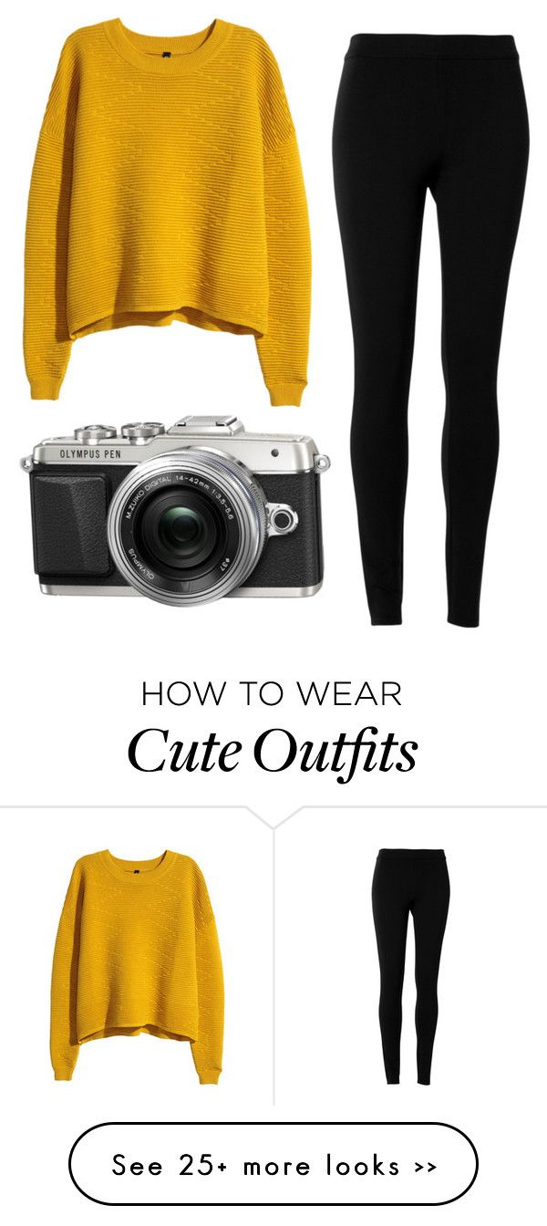 """""""Cute Outfit"""" by sunset-oceans on Polyvore featuring H&M and Max Studio"""