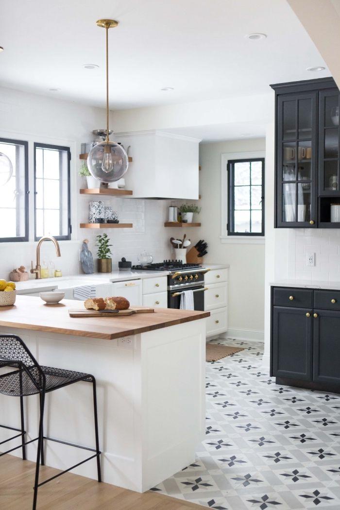 ▷ 1001 + modèles de cuisine avec carreaux de ciment | Cuisine ...