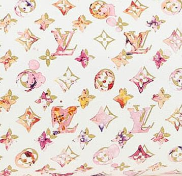 LV watercolor one of my all time fav prints I own!!
