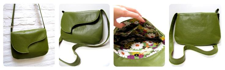 inge snuffel: groene tas