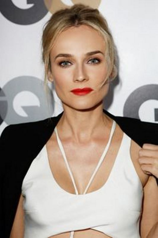 Diane Kruger: Η Γερμανίδα με το Παριζιάνικο στιλ Το κόκκινο κραγιόν της πηγαίνει πολύ!