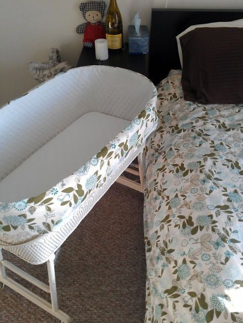how to make a cover for a bassinet