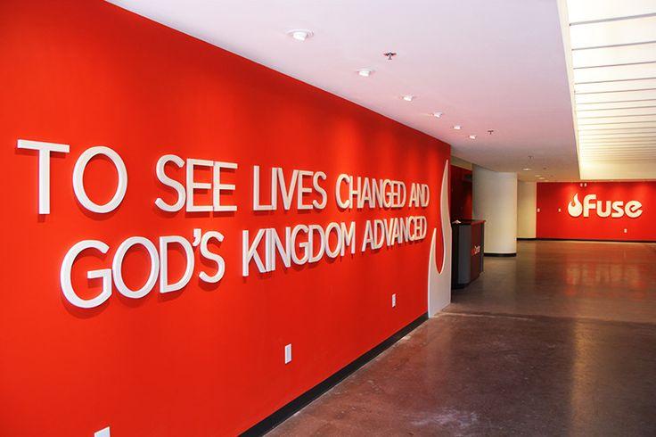 Office Foyer Signs : Best church lobby ideas on pinterest design