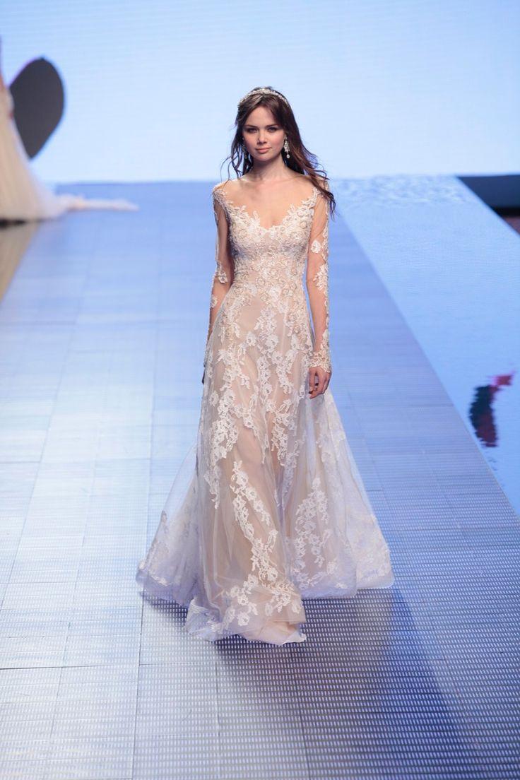 Fashion bride 2016 - Collection ALESSANDRARINAUDOLOOKBOOK. TRISHA ARAB16610. Wedding Dress Nicole.
