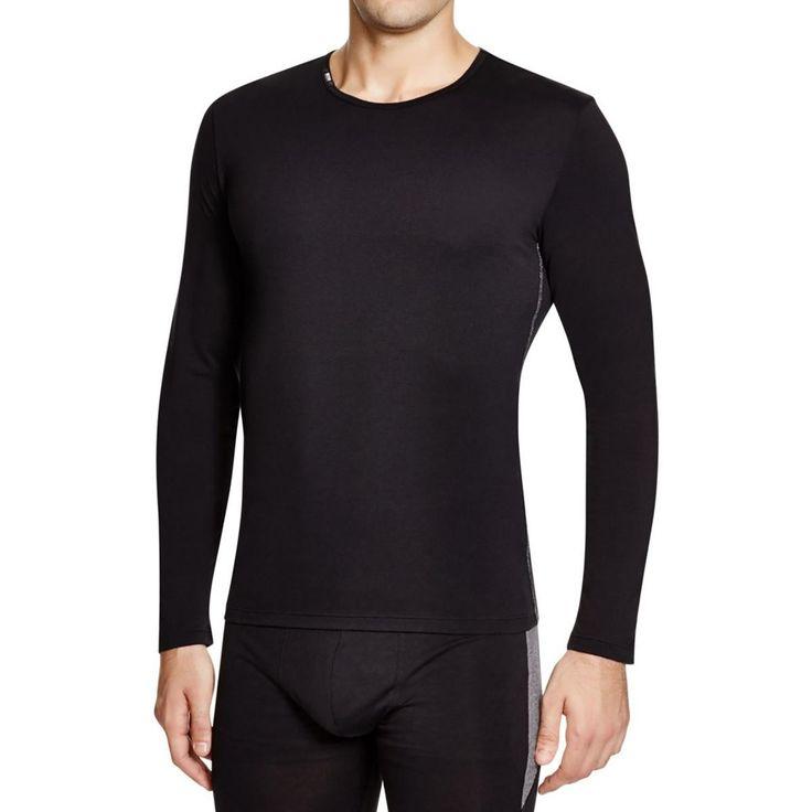 BOSS Hugo Boss Mens Comfort Long Sleeve Undershirt
