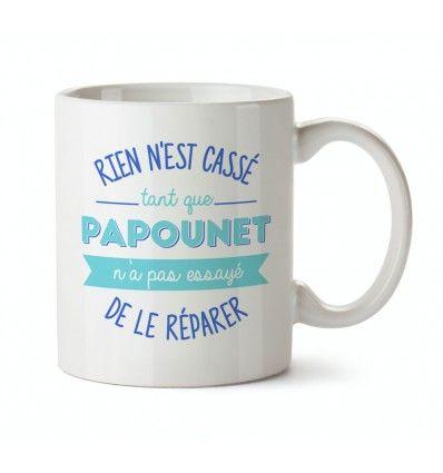 Dimensions :9,5 cm (hauteur) x 8,2 cm (diamètre) Visuel inscrit sur les 2 cotés du mug Adaptée au lave-vaisselle et au four micro-ondes 1000 cycles de lavage garantie Imprimé en France