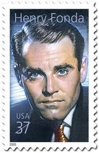 Henry Fonda joins U.S. Postal Service Legends of Hollywood stamp series