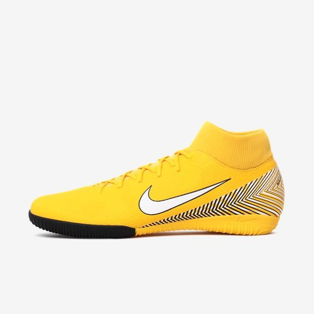 online store 8e26e ff178 Chuteira Nike Mercurial Superfly VI Academy Neymar Futsal ...