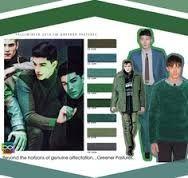 Looking at colour palette for Autumn/Winter 2014/15 - Men