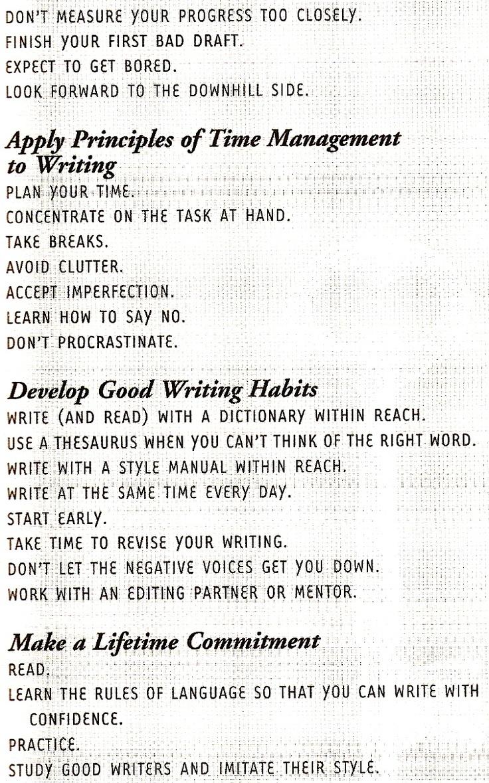 how to write a novelette