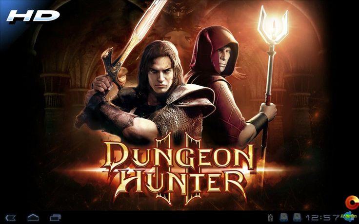 Dungeon Hunter v3.5.7 apk Free download Full Version